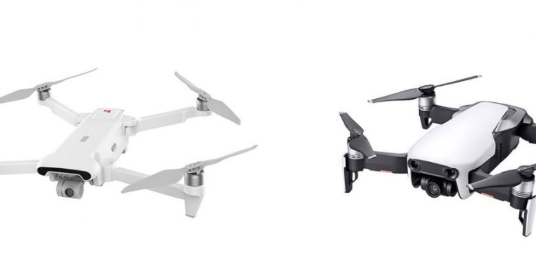 d31c364921d Xiaomi FIMI X8 SE($424.99) vs DJI Mavic Air Drone($699.99): Design,  Features and Coupon(Best Prices)