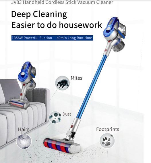 Ocean Blue Vacuum Tool Hose