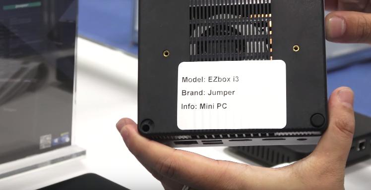 Jumper Ezbox I3 Mini pc