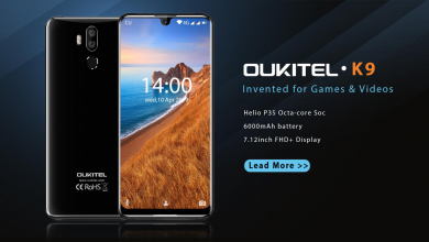Oukitel K9 Smartphone: With 7 12-inch screen For $169 99