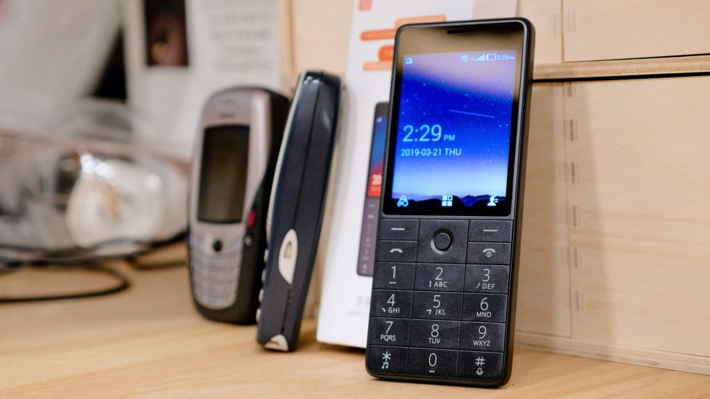xiaomi qin 1s 4g feature phone with artificial intelligence available for xiaomitoday. Black Bedroom Furniture Sets. Home Design Ideas