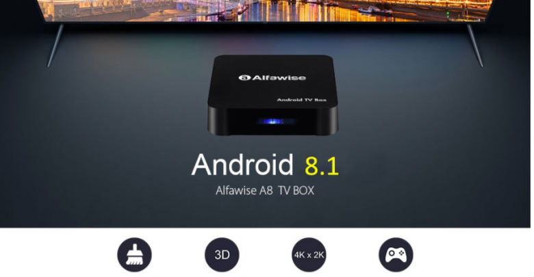 A8 TV BOX Rockchip 3229 Android 8 1 Offered For Just $19 99
