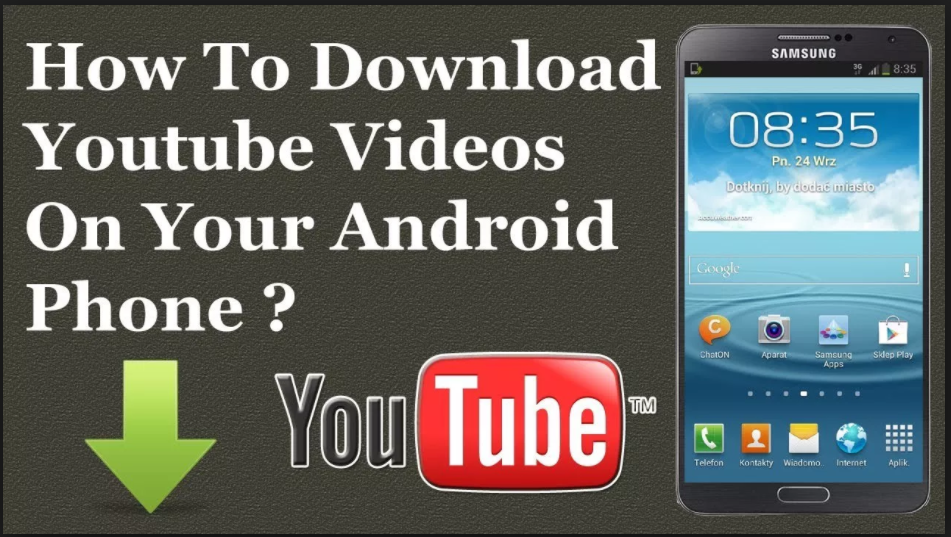 How to download YouTube videos on Android phone
