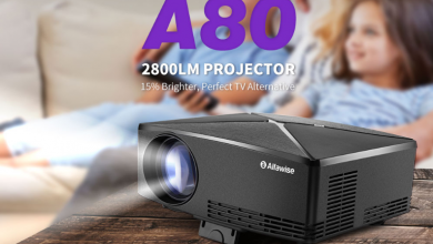 Alfawise A80 Smart Projector