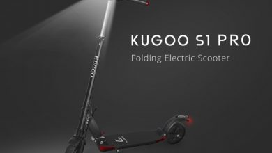 Buy KUGOO S1 Folding Electric Scooter at $309 99 + Mi Band 4