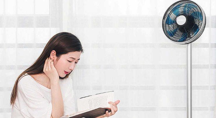 Buy Xiaomi JIMMY JF41 Smart Fan 360-degree Oscillation For Just