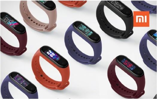 Xiaomi Mi Band 4 Smart Bracelet OLED Screen Offered for Just