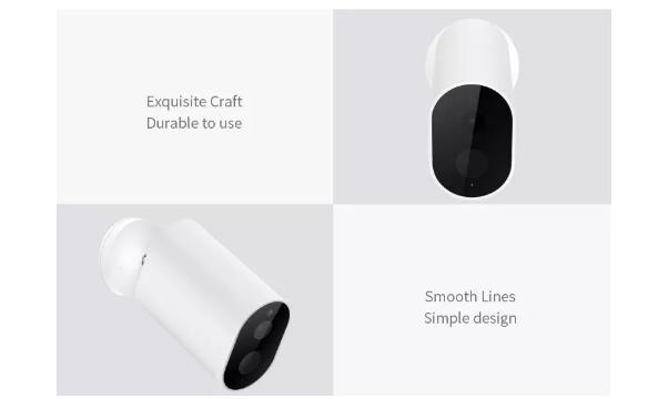 XIAOMI Mijia CMSXJ11A outdoor camera
