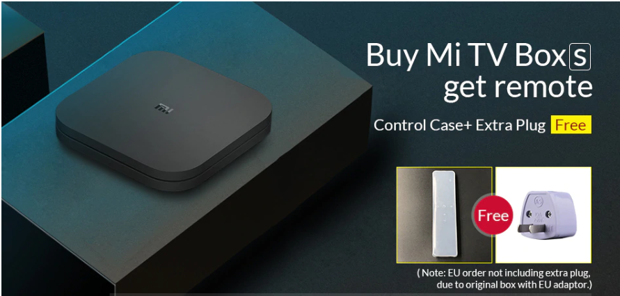 2019 Xiaomi Mi Box S With Android 8 1 [DHgate Summer