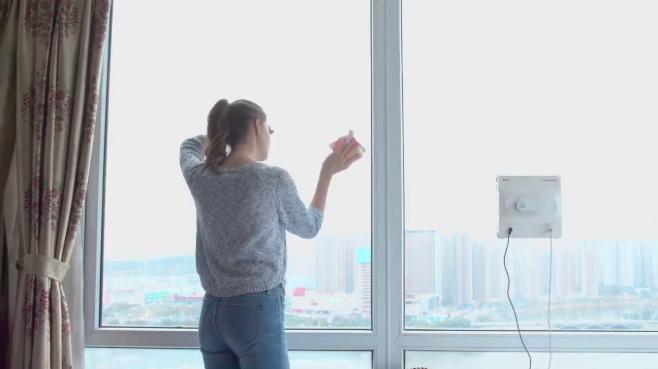 xiaomi bobot window cleaning robot