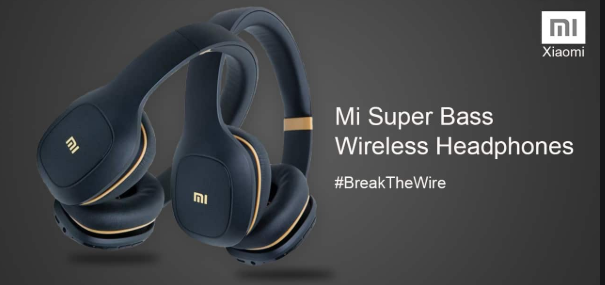 Xiaomi Mi Super Bass Wireless Headphones
