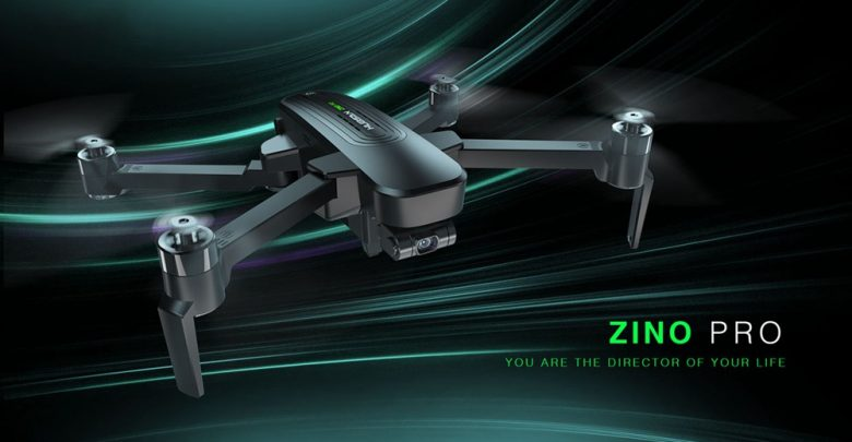 Hubsan ZINO PRO Drone offered for just $279 99(Best Price)