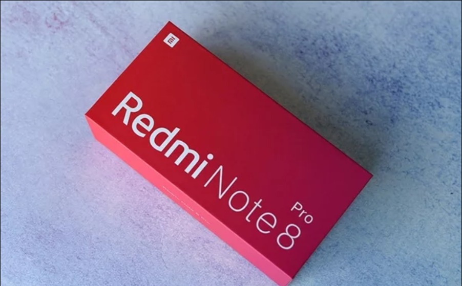 Buy the Redmi Note 8 Pro - the world's first 64MP phone with