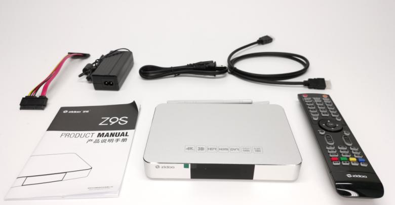 ZIDOO Z9S Review: 4K UHD Blu-ray Android Smart TV Box Media
