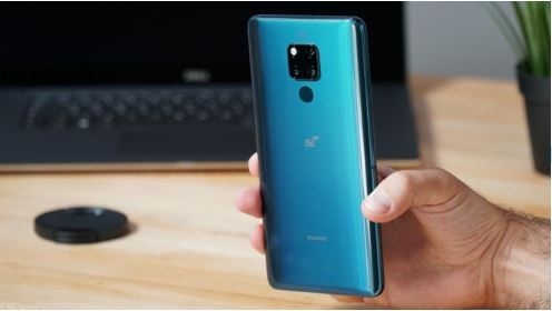 HUAWEI Mate 20X 5G Smartphone Review: Offered for $1099 99