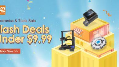 Electronic tool sale