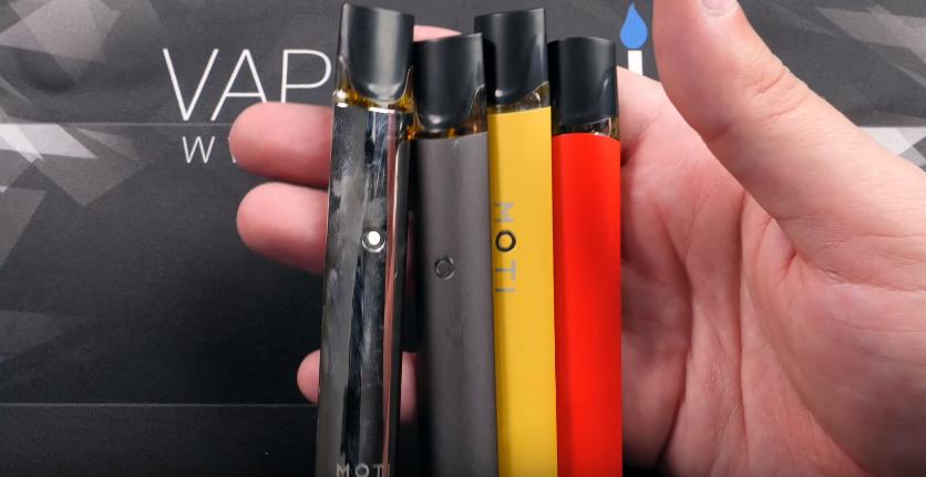 MOTI E-Cigarette