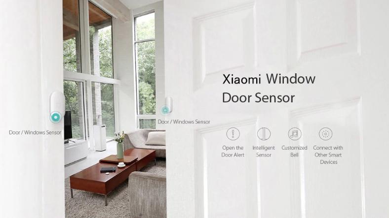 Xiaomi Mijia Home security Set