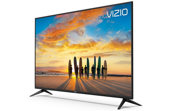 The all new vizio v series tv