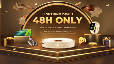 Gearbest 48H black friday sale
