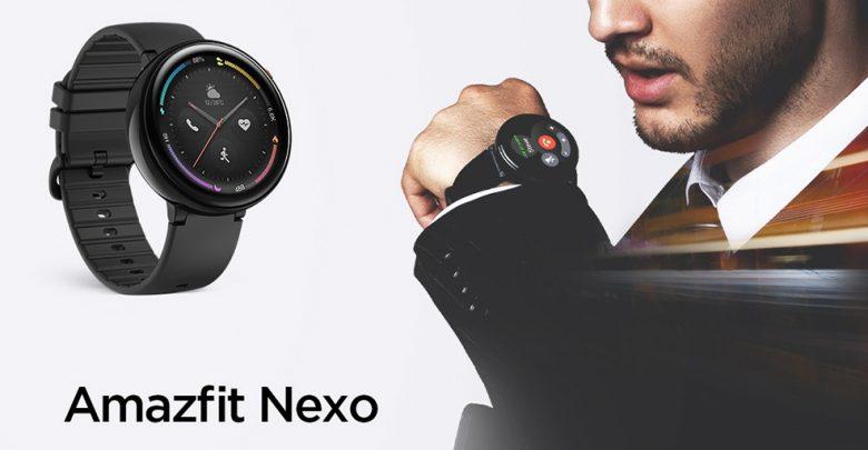 Amazfit Nexo(Amazfit Verge 2) 4G Smart Watch Phone Offered for $159