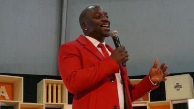 Akon in the Web Summit 2019