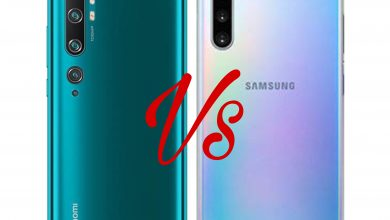 Xiaomi mi note 10 vs samsung note 10