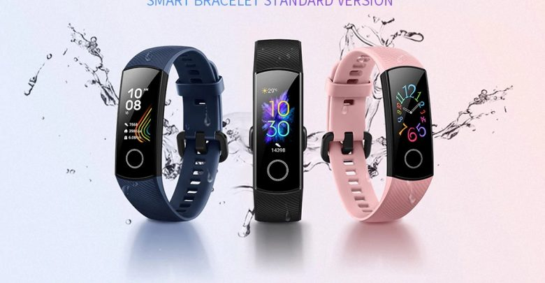 Huawei Honor Band 5 Featured