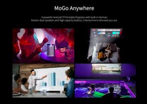 XGIMI XJ03W MOGO 3D Projector