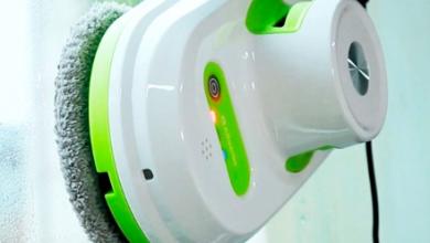 Alfawise S70 vacuum window cleaner