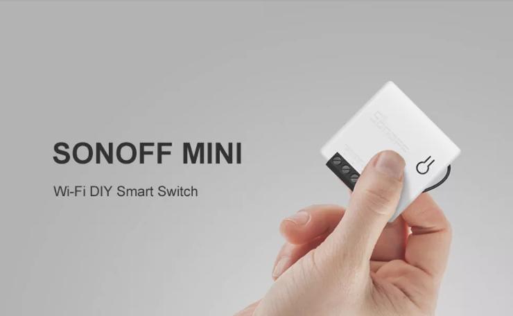 SONOFF DIY Mini smart