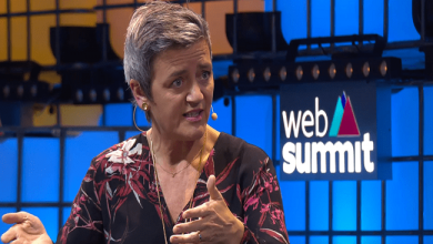 Margrethe Vestager Web Summit 2019