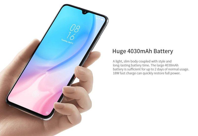 Xiaomi Mi 9 Lite Battery