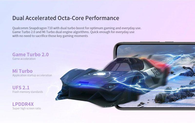 Xiaomi Mi 9 Lite Hardware