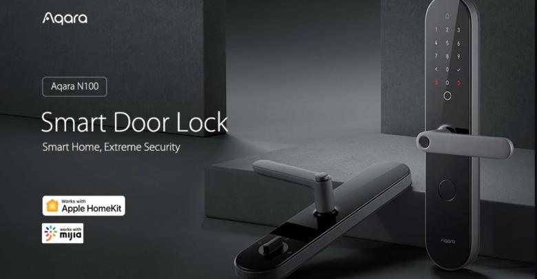 Buy the Xiaomi Aqara N100 Smart Door Lock with NFC