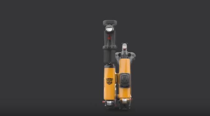 Xiaomi HIMO H1 electric bicycle