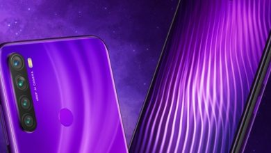 Redmi Note 8 Nebula purple