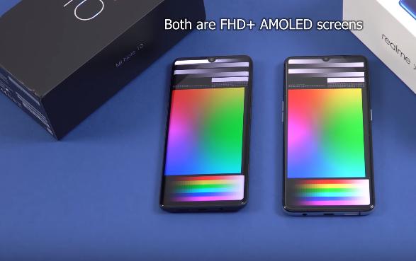 Xiaomi Mi Note 10 Vs Realme X2 Pro