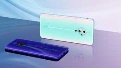 VIVO S5 smartphone