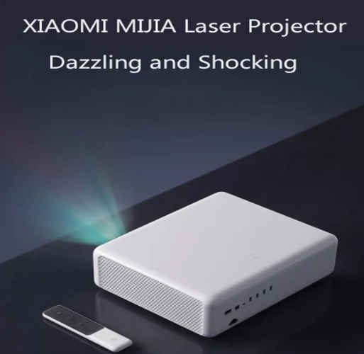 Xiaomi Mijia ALPD 4K theatre projector