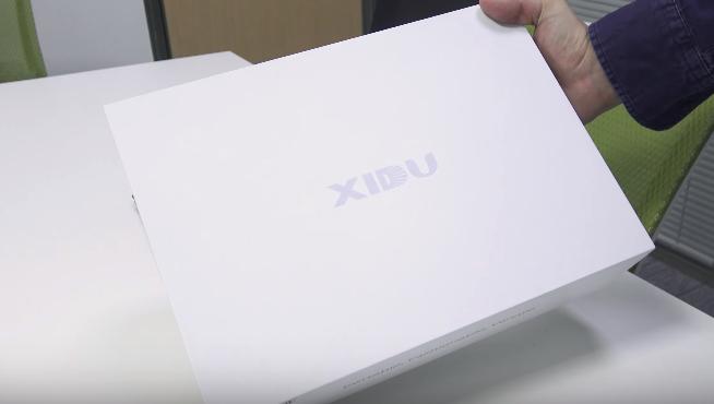 XIDU Tour Pro laptop