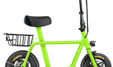 FIIDO Q1 Folding Electric Moped Bike
