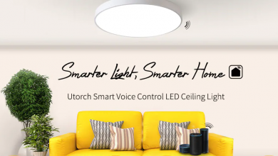 Utorch UT30+ Smart Ceiling Light