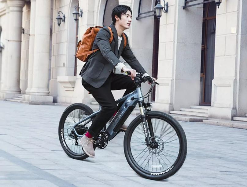 Bicicleta HIMO C26
