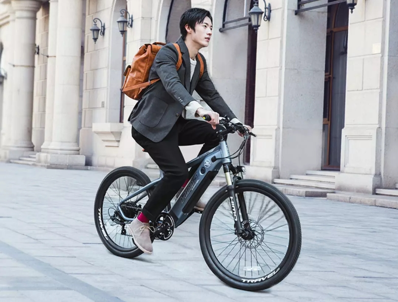 HIMO C26 bicycle