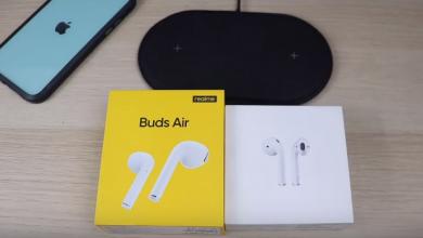 Realme Buds Air Vs Apple AirPods
