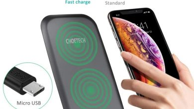 Wireless charger by CHOETECH