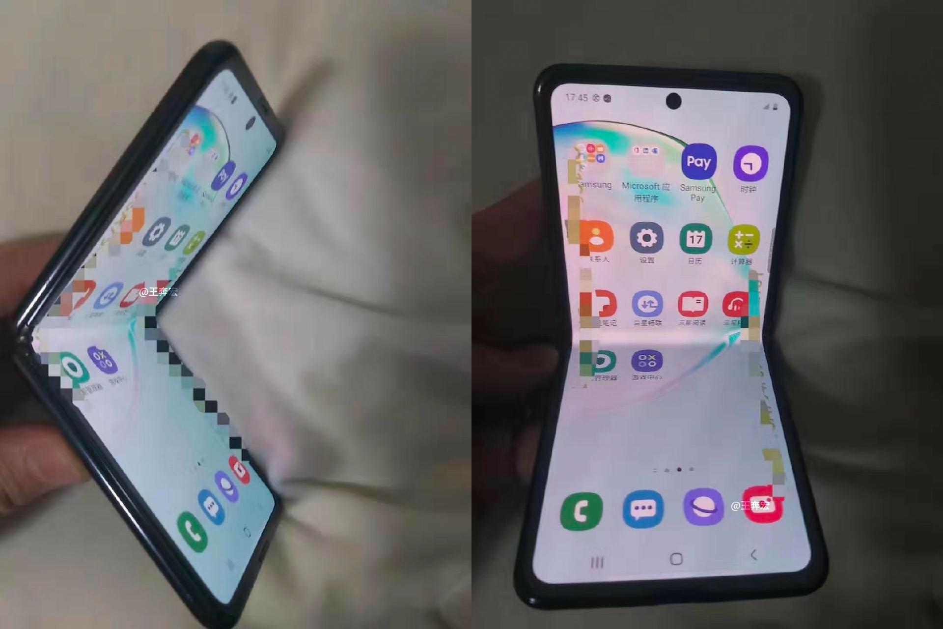 Foldable Phones 2020