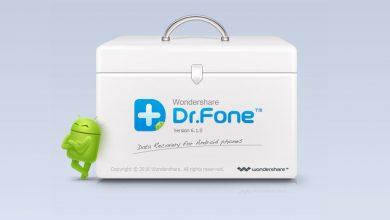 Dr. fone logo