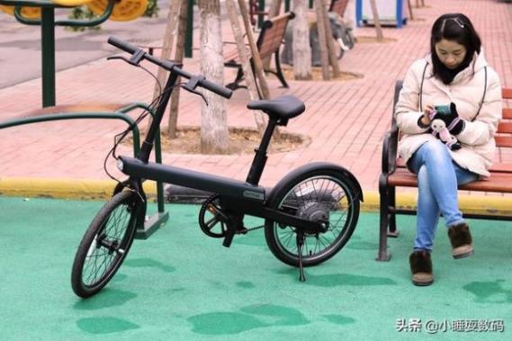 Xiaomi Qicycle Electric Bicycle